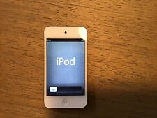 Apple iPod touch 4th Generation White 8GB Good Condition See Pictures