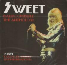 Sweet - Ballroom Blitz The Anthology + Live In Denmark (CD) NEW/SEALED 2CD Set