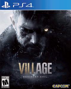 Resident Evil 8 Village PS4 & PS5 ʟɪs ʟᴀ ᴅᴇsᴄʀɪᴘᴛɪᴏɴ