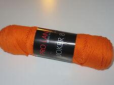 (5,00€/100g) 50g Lana Joker 8  Baumwolle Topflappengarn Farbe 272