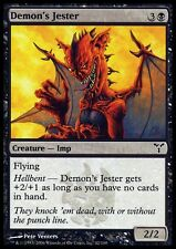 MTG Magic - (C) Dissension - Demon's Jester - SP
