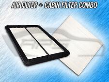 AIR FILTER CABIN FILTER COMBO FOR 15-19 HYUNDAI SONATA 16-19 KIA OPTIMA 2.4L