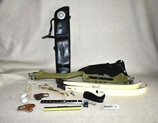 Vintage Fred Bear Take Down Bow with Fascor and Extras