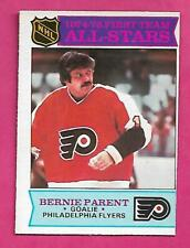 1975-76 OPC # 291 FLYERS BERNIE PARENT AS NRMT+ CARD (INV# C3642)