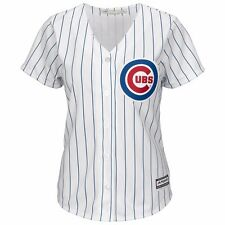 Majestic Chicago Cubs Women's White 2015 Cool Base Jersey M