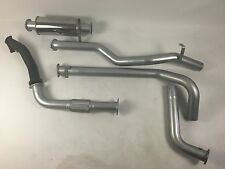 """Toyota Landcruiser 79 Series 4.2L 6Cyl Ute 3"""" Aluminised Exhaust System"""