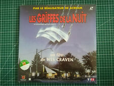 Laserdisc - Les griffes de la nuit - Wes Craven