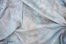 10 x 15 ft Muslin Photo Studio Background Backdrop Light Grey and Blue V13