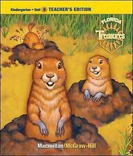 Treasures, A Reading/Language Arts Program, Grade K, Unit 6 Teacher Edition ELE