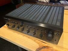 Vintage Harman Kardon PM665 Vxi High voltage Integrated Amplifier Stereo - Nice!
