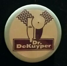 DR. DEKUYPER VINTAGE BUTTON PIN