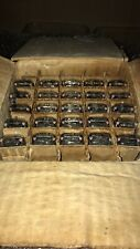 IN-12a,b Nixie Tube for Clock. Full factory box 50 tubes NOS.