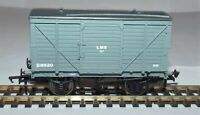 BACHMANN 37-803A 12TON PLANKED  VENTILATED VAN LMS GREY