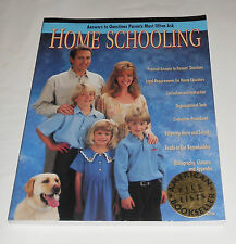 Home Schooling: Answers to Questions Parents Most Ask - McIntire/Windham 1995