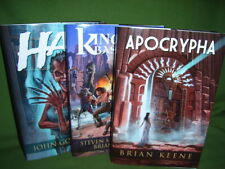 BRIAN KEENE STEVEN SHREWSBURY JOHN GOODRICH MAELSTROM V 3 BOOK SET NEW UNREAD