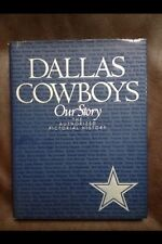 SIGNED ~ By HOF Randy White ~ Dallas Cowboys: Authorized Pictorial History~ Rare