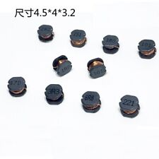 20PCS CD43 2.2uH CD43-2R2K SMD Power Inductors Diameter:4mm high:3mm NEW