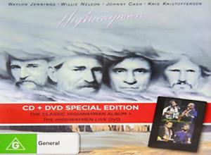 HIGHWAYMEN-HIGHWAYMAN + THE HIGHWAYMEN LIVE (SPECIAL EDITION) CD NEW