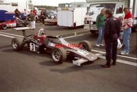 PHOTO  DAVID JACKSON  F3 BRABHAM BT41-32.  THE BT41 IS NOT ONE OF THE CLASSIC BR