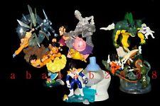 Bandai Dragonball Z figure Imagination Part.7 gashapon (full set of 6 figures)