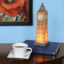 Great Places Small Table Lamp - Big Ben London England