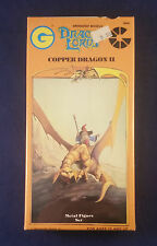 Dragon Lords Copper Dragon II 2  Grenadier Models #9608 (1989) (C11B4)