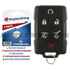 New 6btn Replacement Keyless Entry Remote Key Fob Control Hatch for M3N-32337100