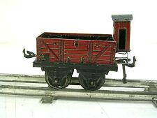 Epoche I (1835-1920) Modellbahnen der Spur 0 Güterwagen für