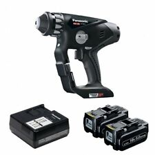 PANASONIC EY78A1 18V/14V SDS+ HAMMER DRILL WITH 2 X 18V 5.0AH BATTERIES