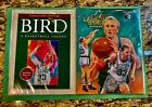 Larry Bird Legend Magazine and Boston Garden Retirement Night Program Both 1993