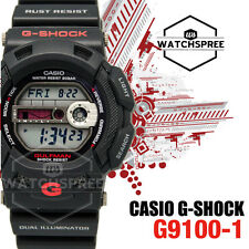 Casio G Shock Gulfman Dual Illuminator Series Watch G9100-1D AU FAST & FREE