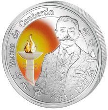 Berühmte Persönlichkeit polierte Platte Münzen aus Europa