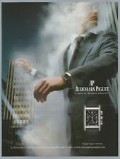 AUDEMARS PIGUET watch  Print Ad