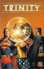 BATMAN - SUPERMAN - WONDER WOMAN - TRINITY VOLUME 3 EDIZIONE PLAY PRESS
