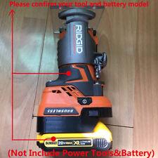 Dewalt DCB 18V/20V(Max) Li-ion Battery to AEG&RIDGD 18V Tools Batteries Adapter