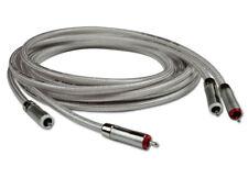 QED Signature Audio 40 RCA Interconnects - Audiophile HiFi Cable