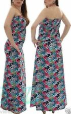 Unbranded Synthetic Floral Maxi Dresses for Women