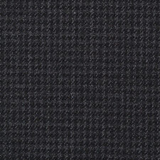 Holland and Sherry Dark Grey Small Dogtooth Check All Wool Suiting - 3.50 Mtrs