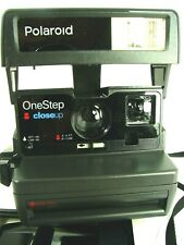 Vintage Polaroid One Step Closeup 600 Film Pack Camera for Instant Prints