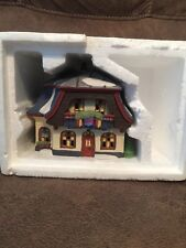 Department 56 Alpine Village Series Bakery And Chocolate Shop