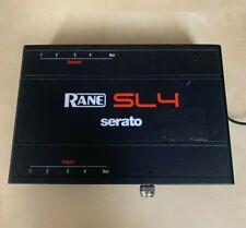 More details for rane sl4 serato dj 4-channel audio interface