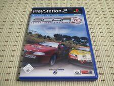 SCAR per PlayStation 2 ps2 PS 2 * OVP *