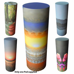 ScatterPod - Adult Scattering Cremation Urn - Various Designs - Cosmetic Damage