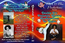 David Douglas Freestyle Kicking Combinations Instructional Dvd