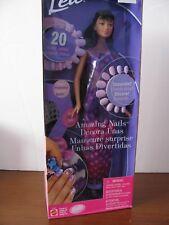 Amazing Nail Lea, Barbie's friend, Nrfb, 2001