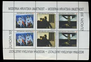 Croatia 06 1993     MNH