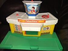 Vintage Fisher Price Airport 1980