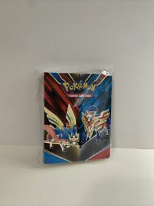 Pokemon Mini Album Zacian Zamazenta Sobble Scorbunny Grookey Sword Shield Binder