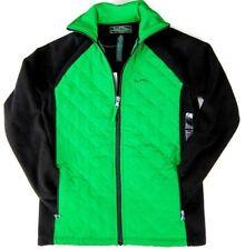 Women's Polyester Solid Petites Fleece Coats & Jackets