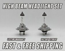 Stock Fit Halogen FRONT HIGH BEAM Headlight Bulb For BMW 330Ci 2001-2006 Qty 2